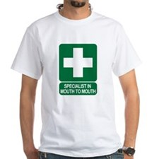 Specialist In Mouth To Mouth Shirt