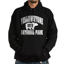 Yellowstone Old Style White Hoodie