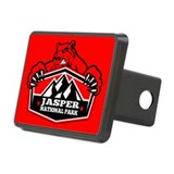 Jasper Red Bear Hitch Cover