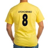 Ukraine Football Team Litovchenko 8