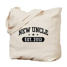 New Uncle Est. 2013 Tote Bag