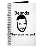 BEARDS They Grow On You Journal