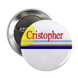 Cristopher 2.25&quot; Button (10 pack)
