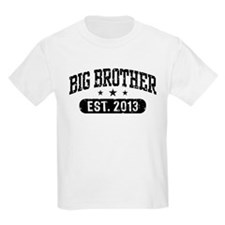 Big Brother Est. 2013 T-Shirt