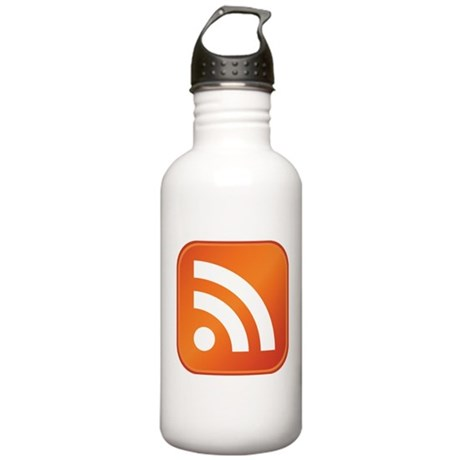 feed-me.png Stainless Water Bottle 1.0L