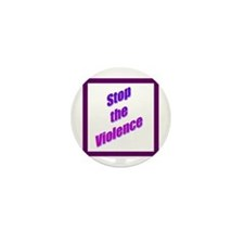 STAND UP! SPEAK OUT! Mini Button (100 pack)