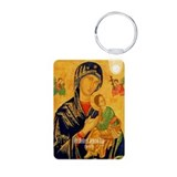 Our Mother of Perpetual Help Byzantine Aluminum Ph