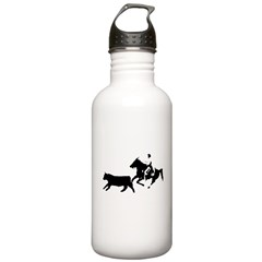 AFTMWorkingCowHorse.jpg Stainless Water Bottle 1.0