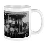 Saloon Picture on Small Mug