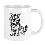 Crazy Dog Mug