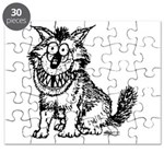 Crazy Dog Puzzle