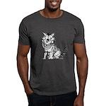 Crazy Dog Dark T-Shirt