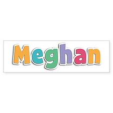Meghan Spring11 Bumper Bumper Sticker
