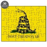 """Don't Tread On Me!"" Puzzle"