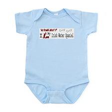 NB_Irish Water Spaniel Infant Creeper