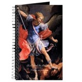 St Michael Archangel Quis ut Deus  Journal