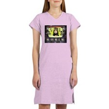 Think Calm Women Nightshirts