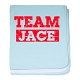 Team Jace baby blanket