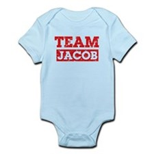 Team Jacob Infant Bodysuit