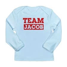 Team Jacob Long Sleeve Infant T-Shirt