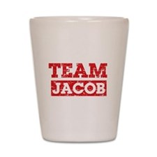 Team Jacob Shot Glass