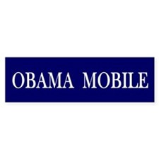 Obama Mobile: Bumper Sticker
