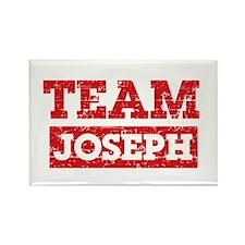 Team Joseph Rectangle Magnet (100 pack)