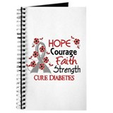 Hope Courage 3 Diabetes Journal