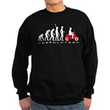 evolution scooter Sweatshirt