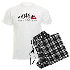 evolution scooter Pajamas
