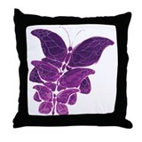 Butterflies--Awakening hrow Pillow