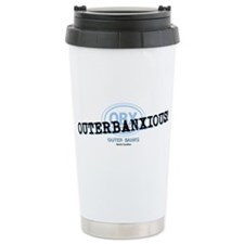 OUTERBANXIOUS Travel Mug