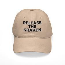Release Kraken Baseball Cap