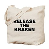 Release Kraken Tote Bag