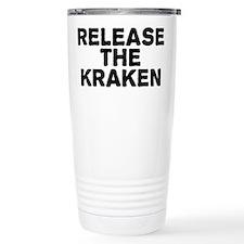Release Kraken Ceramic Travel Mug