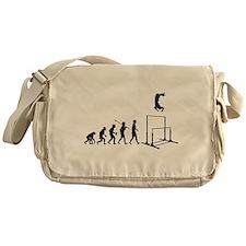Uneven Bars Messenger Bag