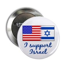 "I Support Israel 2.25"" Button (10 pack)"