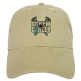 Screw Prostate Cancer Cap