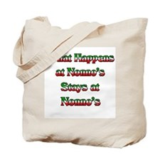 What Happens at Nonno's Stays at Nonno's. Tote Bag
