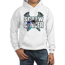 Screw Thyroid Cancer Hoodie