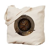 Porthole - Clockwork Tote Bag