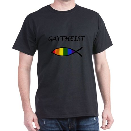 Gaytheist Dark T-Shirt