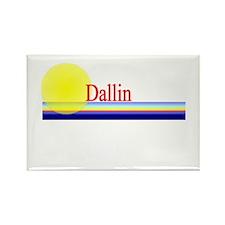 Dallin Rectangle Magnet (10 pack)