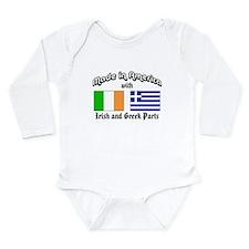 Irish  Greek - bl tr Body Suit