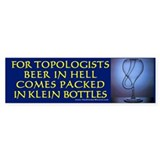Topological Hell Bumper Bumper Sticker