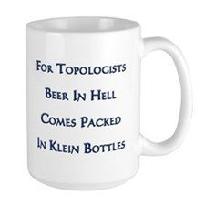 Topological Hell Mug