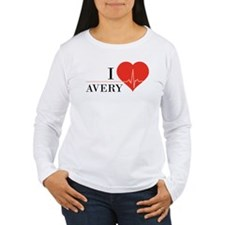 I love Avery T-Shirt