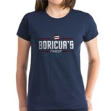 Boricuas Finest Light Tee