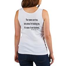 What would Brian Kinney do?  Women's Tank Top