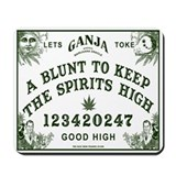 Weedja Board Mousepad